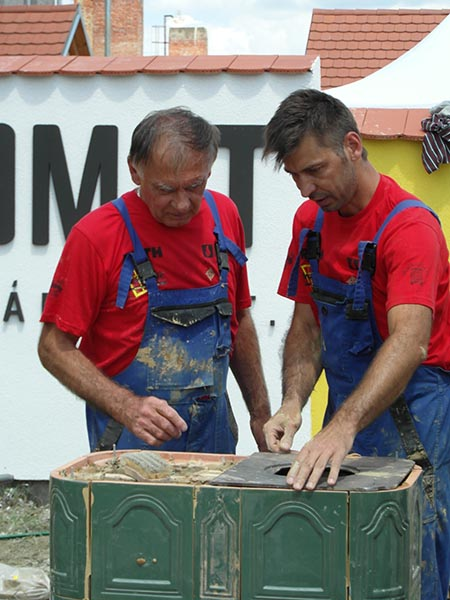 Simon Ernő és Simon András